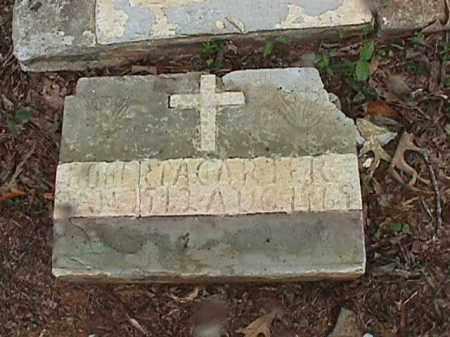 CARTER, ROBERTA - Clark County, Arkansas | ROBERTA CARTER - Arkansas Gravestone Photos