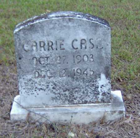 CASE, CARRIE - Clark County, Arkansas | CARRIE CASE - Arkansas Gravestone Photos