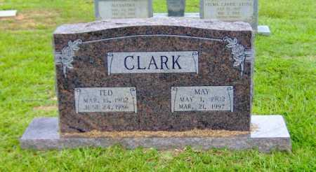 CLARK, MAY - Clark County, Arkansas | MAY CLARK - Arkansas Gravestone Photos