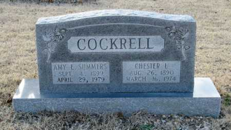 SUMMERS COCKRELL, AMY E. - Clark County, Arkansas | AMY E. SUMMERS COCKRELL - Arkansas Gravestone Photos