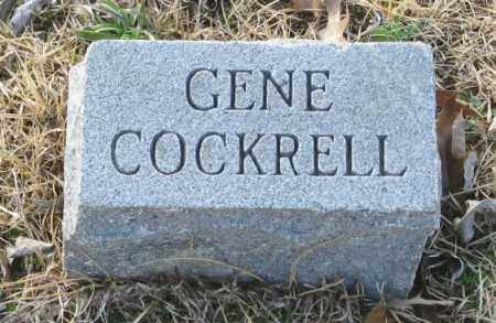 COCKRELL, GENE - Clark County, Arkansas | GENE COCKRELL - Arkansas Gravestone Photos