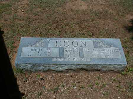 COON, EVA MAE - Clark County, Arkansas | EVA MAE COON - Arkansas Gravestone Photos