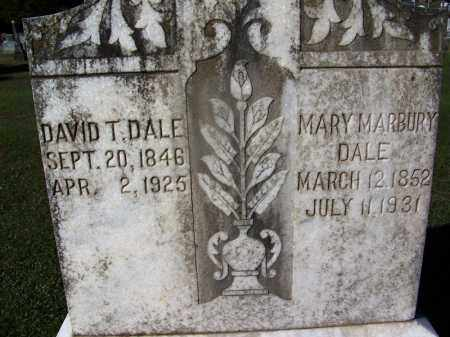 DALE, MARY - Clark County, Arkansas | MARY DALE - Arkansas Gravestone Photos