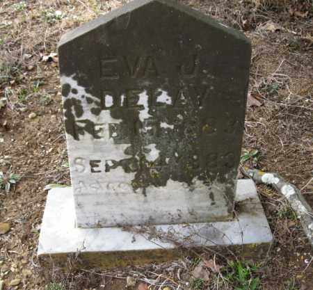 DELAY, EVA  J. - Clark County, Arkansas | EVA  J. DELAY - Arkansas Gravestone Photos