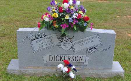 DICKERSON, KENNETH WAYNE - Clark County, Arkansas | KENNETH WAYNE DICKERSON - Arkansas Gravestone Photos