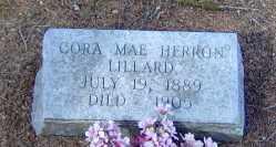 HERRON DILLARD, CORA MAE - Clark County, Arkansas | CORA MAE HERRON DILLARD - Arkansas Gravestone Photos