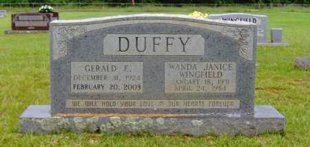 WINGFIELD DUFFY, WANDA JANICE - Clark County, Arkansas | WANDA JANICE WINGFIELD DUFFY - Arkansas Gravestone Photos