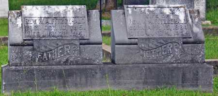 DILLARD FITZGERALD, LOUISE JANE - Clark County, Arkansas   LOUISE JANE DILLARD FITZGERALD - Arkansas Gravestone Photos