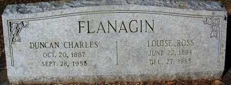 FLANAGIN, DUNCAN CHARLES - Clark County, Arkansas | DUNCAN CHARLES FLANAGIN - Arkansas Gravestone Photos