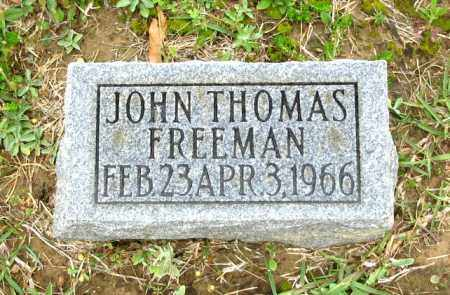 FREEMAN, JOHN THOMAS - Clark County, Arkansas | JOHN THOMAS FREEMAN - Arkansas Gravestone Photos