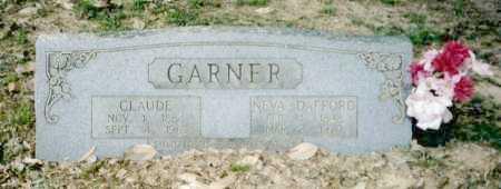 DAFFORD GARNER, NEVA ANN - Clark County, Arkansas | NEVA ANN DAFFORD GARNER - Arkansas Gravestone Photos