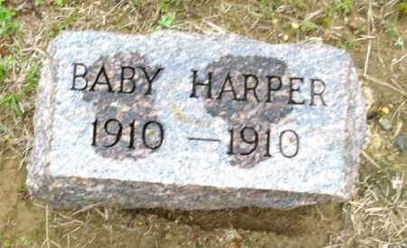 HARPER, BABY - Clark County, Arkansas | BABY HARPER - Arkansas Gravestone Photos