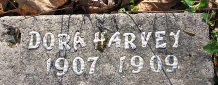 HARVEY, DORA - Clark County, Arkansas | DORA HARVEY - Arkansas Gravestone Photos