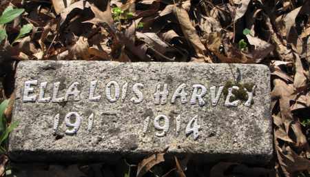 HARVEY, ELLA LOIS - Clark County, Arkansas | ELLA LOIS HARVEY - Arkansas Gravestone Photos
