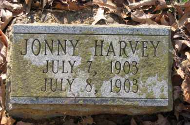 HARVEY, JONNY - Clark County, Arkansas | JONNY HARVEY - Arkansas Gravestone Photos