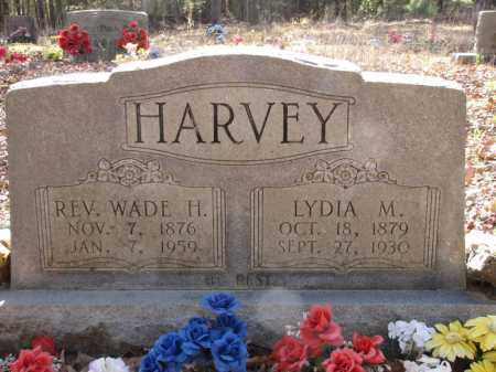 HARVEY, REV, WADE H - Clark County, Arkansas | WADE H HARVEY, REV - Arkansas Gravestone Photos