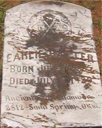 HATTER, EARLIE - Clark County, Arkansas | EARLIE HATTER - Arkansas Gravestone Photos