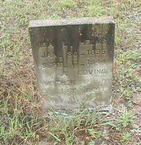 HELMS, IDA L. - Clark County, Arkansas | IDA L. HELMS - Arkansas Gravestone Photos