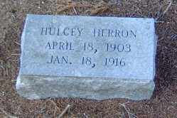 HERRON, HULCEY - Clark County, Arkansas | HULCEY HERRON - Arkansas Gravestone Photos