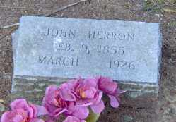 HERRON, JOHN - Clark County, Arkansas | JOHN HERRON - Arkansas Gravestone Photos