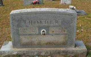 HOLDER, EFFIE C. - Clark County, Arkansas | EFFIE C. HOLDER - Arkansas Gravestone Photos