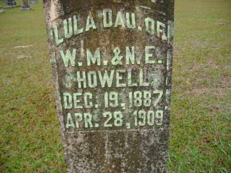 HOWELL, LULA - Clark County, Arkansas | LULA HOWELL - Arkansas Gravestone Photos
