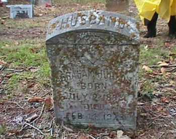 HUDSON, ABRAHAM - Clark County, Arkansas | ABRAHAM HUDSON - Arkansas Gravestone Photos