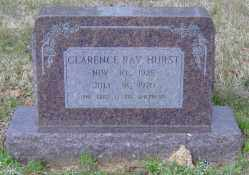 HURST, CLARENCE RAY - Clark County, Arkansas | CLARENCE RAY HURST - Arkansas Gravestone Photos