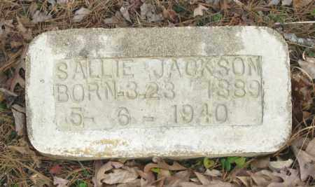 JACKSON, SALLIE - Clark County, Arkansas | SALLIE JACKSON - Arkansas Gravestone Photos