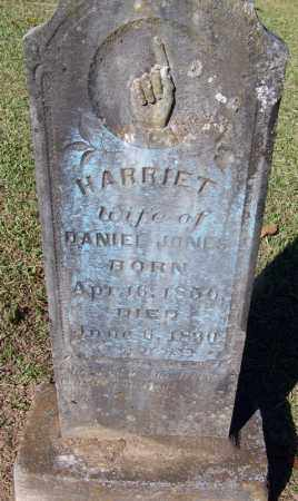 JONES, HARRIET - Clark County, Arkansas | HARRIET JONES - Arkansas Gravestone Photos