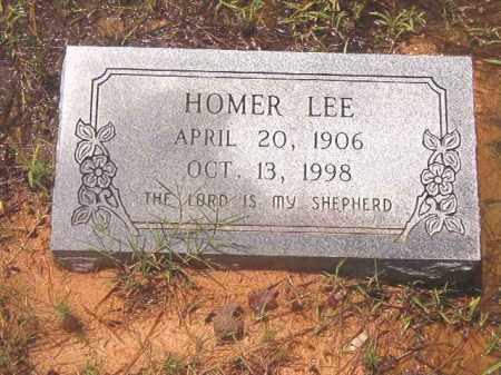 LEE, HOMER - Clark County, Arkansas | HOMER LEE - Arkansas Gravestone Photos
