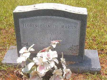 SMITH MARTIN, FLORENCE - Clark County, Arkansas | FLORENCE SMITH MARTIN - Arkansas Gravestone Photos