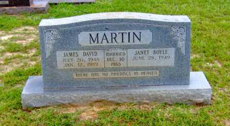 MARTIN, JAMES DAVID - Clark County, Arkansas | JAMES DAVID MARTIN - Arkansas Gravestone Photos