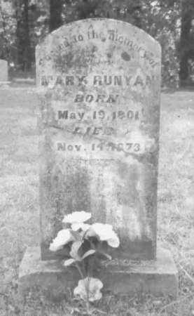 LOWERY/LOWREY MARY, RUNYAN - Clark County, Arkansas | RUNYAN LOWERY/LOWREY MARY - Arkansas Gravestone Photos
