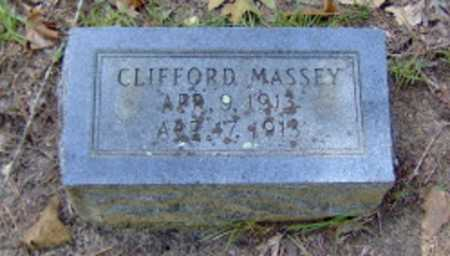 MASSEY, CLIFFORD - Clark County, Arkansas | CLIFFORD MASSEY - Arkansas Gravestone Photos