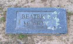 MCARTY, BEATRICE - Clark County, Arkansas | BEATRICE MCARTY - Arkansas Gravestone Photos