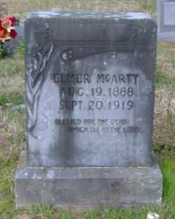 MCARTY, ELMER - Clark County, Arkansas | ELMER MCARTY - Arkansas Gravestone Photos