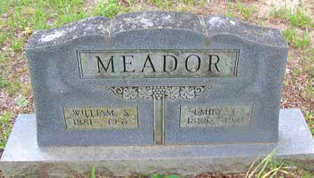 MEADOR, EMILY C - Clark County, Arkansas | EMILY C MEADOR - Arkansas Gravestone Photos