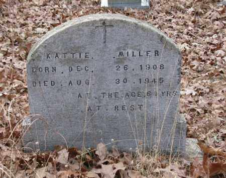 MILLER, KATTIE - Clark County, Arkansas | KATTIE MILLER - Arkansas Gravestone Photos