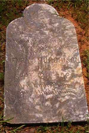 MURCHISON, HENRY - Clark County, Arkansas | HENRY MURCHISON - Arkansas Gravestone Photos