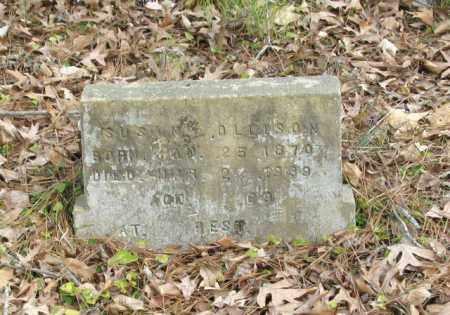 OLLISON, SUSAN - Clark County, Arkansas | SUSAN OLLISON - Arkansas Gravestone Photos