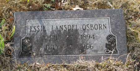 OSBORN, ESSIE - Clark County, Arkansas | ESSIE OSBORN - Arkansas Gravestone Photos