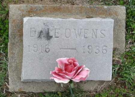 OWENS, DALE - Clark County, Arkansas | DALE OWENS - Arkansas Gravestone Photos