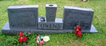 OWENS, DAISY MAY - Clark County, Arkansas | DAISY MAY OWENS - Arkansas Gravestone Photos