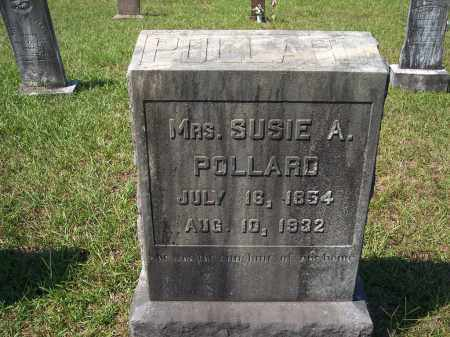 POLLARD, SUSIE A. - Clark County, Arkansas | SUSIE A. POLLARD - Arkansas Gravestone Photos