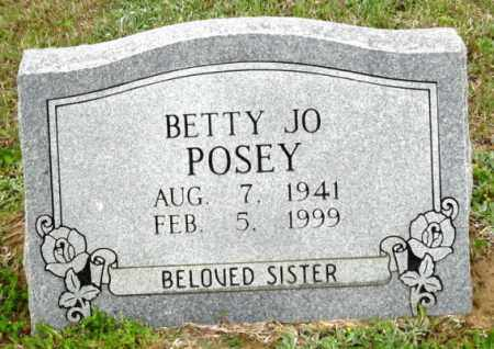 POSEY, BETTY JO - Clark County, Arkansas | BETTY JO POSEY - Arkansas Gravestone Photos