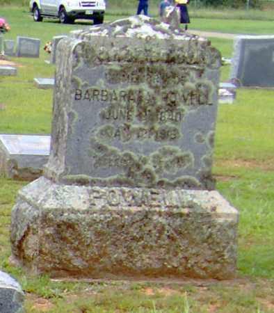 POWELL, BARBARA A. - Clark County, Arkansas | BARBARA A. POWELL - Arkansas Gravestone Photos