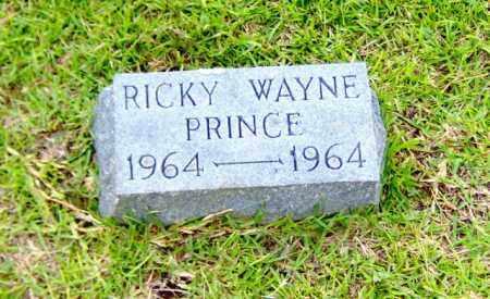 PRINCE, RICKY WAYNE - Clark County, Arkansas | RICKY WAYNE PRINCE - Arkansas Gravestone Photos