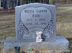 RASH, MELVIA - Clark County, Arkansas | MELVIA RASH - Arkansas Gravestone Photos