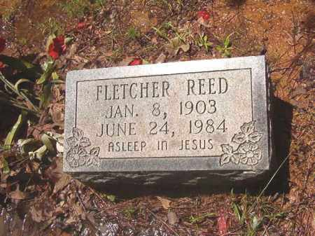 REED, FLETCHER - Clark County, Arkansas | FLETCHER REED - Arkansas Gravestone Photos
